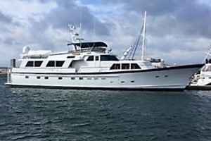 86' Burger 86 Raised Pilothouse 1979 1979 86' Burger Raised Pilothouse for sale - SYS Yacht sales