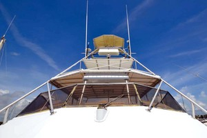 60' Hatteras 60 Flybridge 1979 Tower