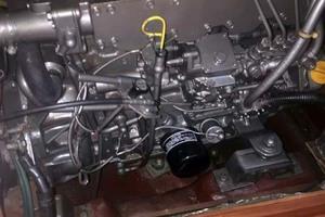 40' Sabre 402 2001 Yanmar Diesel Engine