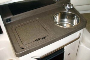 Grady-White-300-Marlin-2008--Fort-Pierce-Florida-United-States-Galley-Countertop-1070971