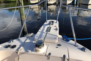 Grady-White-300-Marlin-2008--Fort-Pierce-Florida-United-States-Windlass-with-Foot-Controls-1070944