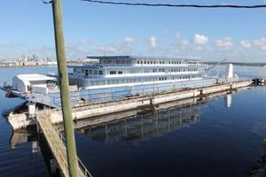 Custom 375' Barge 1970