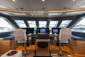 147' Sunrise  2014 Pilothouse