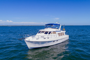 51' Ocean Alexander 510 Classico 2001 510 Classico Bow