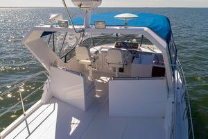 51' Ocean Alexander 510 Classico 2001 Flybridge