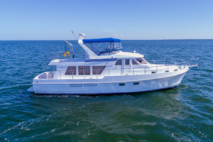 51' Ocean Alexander 510 Classico 2001 Profile 510 Classico