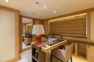 147' Sunrise Motor Yacht 2014 Master Study