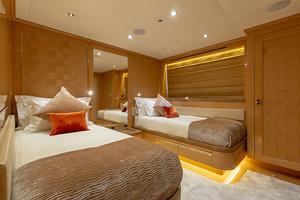 147' Sunrise Motor Yacht 2014 Twin Stateroom