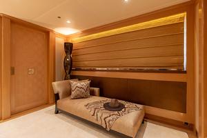 147' Sunrise Motor Yacht 2014 Master Stateroom Port