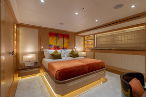 147' Sunrise Motor Yacht 2014 Guest Stateroom