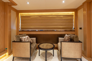 147' Sunrise Motor Yacht 2014 Master Stateroom Starboard