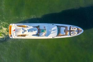 147' Sunrise Motor Yacht 2014 Aerial