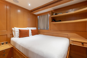 147' Sunrise Motor Yacht 2014 Captain's Cabin