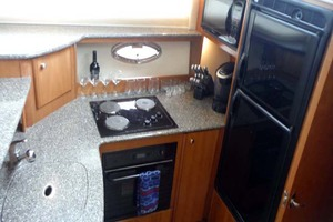 40' Meridian 408 Aft Cabin 2004 Galley