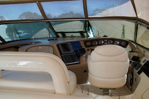 51' Sea Ray 510 Sundancer 2002 hemseat