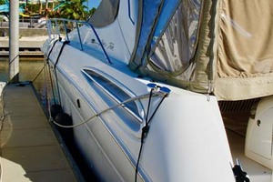 51' Sea Ray 510 Sundancer 2002 Portside