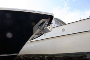 35' Scout 350 LXF 2014 Anchor
