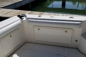 53' Riviera Convertible Sport Fisherman 2004 Cockpit Aft