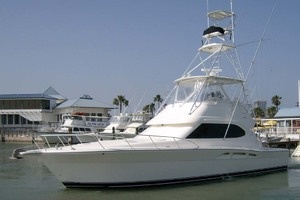 53' Riviera Convertible Sport Fisherman 2004 Profile