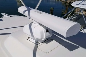 47' Riviera Convertible Sport Fisherman 2004 Radar