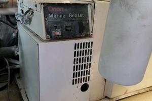 47' Riviera Convertible Sport Fisherman 2004 Onan Generator