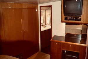 photo of Viking-65-Enclosed-Bridge-Convertible-2001-TalkN-Trash-Orange-Beach-Alabama-United-States-Master-Stateroom-1075863