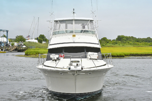 46' Bertram 46 Convertible 1979 Bow