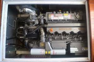 39' Mainship 395 Trawler 2010 Engine