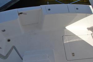 39' Mainship 395 Trawler 2010 Transom Door