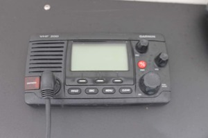 36' Bertram Moppie 1998 Garmin VHF