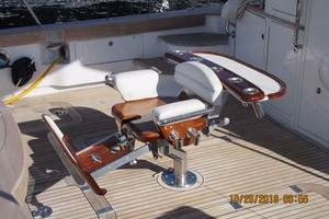 92' Sea Force IX Sport Fisherman 2010 Fighting Chair