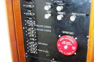 50' Grand Banks 50 Europa 1974 Electrical Panel_12VDC
