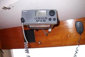 50' Grand Banks 50 Europa 1974 Pilothouse Raymarine VHF Radio