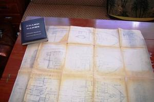 50' Grand Banks 50 Europa 1974 Drawings & Owner's Manual