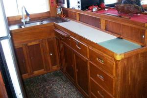 50' Grand Banks 50 Europa 1974 Galley_U-Shaped_Aft