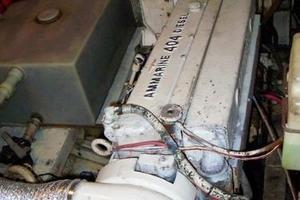 50' Grand Banks 50 Europa 1974 AmMarine/John Deere 130HP Diesel_Stbd