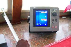 50' Grand Banks 50 Europa 1974 JRC Color Depth Sounder
