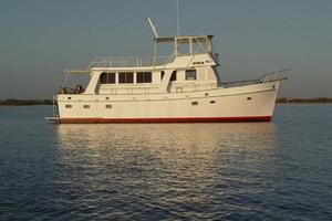 50' Grand Banks 50 Europa 1974 Profile_Stbd_