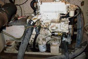 50' Grand Banks 50 Europa 1974 Kohler 6kw Diesel Generator