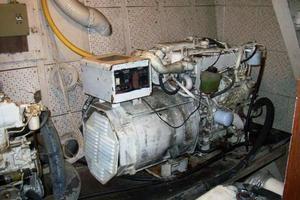 50' Grand Banks 50 Europa 1974 Kohler 19.5kw Diesel Generator
