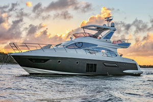 54' Azimut Flybridge 2014 Profile