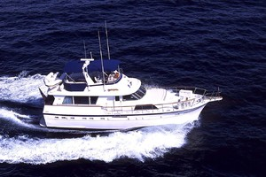 53' Hatteras Extended Deckhouse 1983