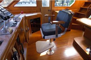 54' Offshore Yachts Pilothouse 2001 Pilothouse Helm