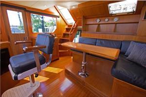 54' Offshore Yachts Pilothouse 2001 Pilothoue Aft