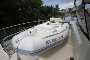 54' Offshore Yachts Pilothouse 2001 Dinghy