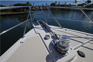 0' Offshore Pilothouse 2001 Windlass