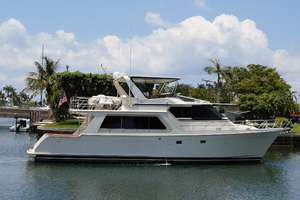 54' Offshore Yachts Pilothouse 2001 Manitou