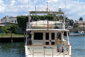 0' Offshore Pilothouse 2001