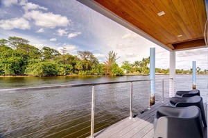 photo of Global-Boatworks-Luxury-House-Yacht-2017-Luxuria-Ft.-Lauderdale-Florida-United-States-Deck-1080784