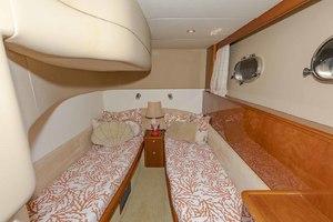 61' Viking Sport Cruiser 2003 Twin Cabin Portside Looking Aft